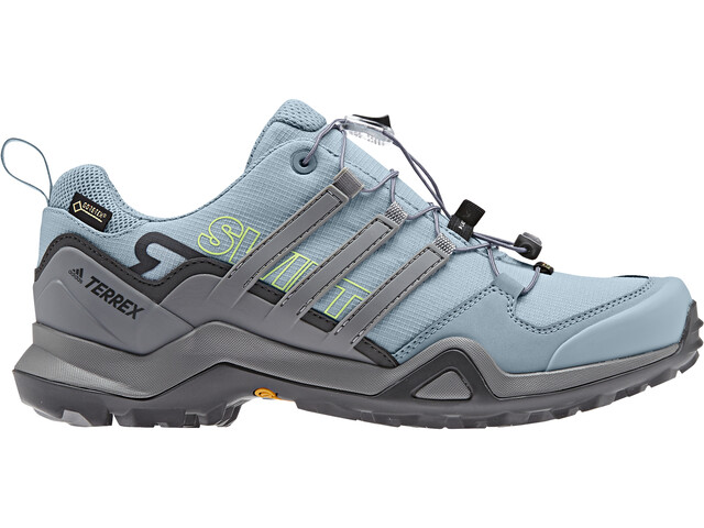 0e0753186 adidas TERREX Swift R2 GTX Shoes Women grey blue at Addnature.co.uk